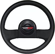 Volante Reproduction Steering Wheel Kit compatible with 1986-1989 C4 Corvette, 9768988