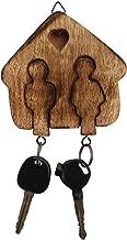 handmade wooden keyrings