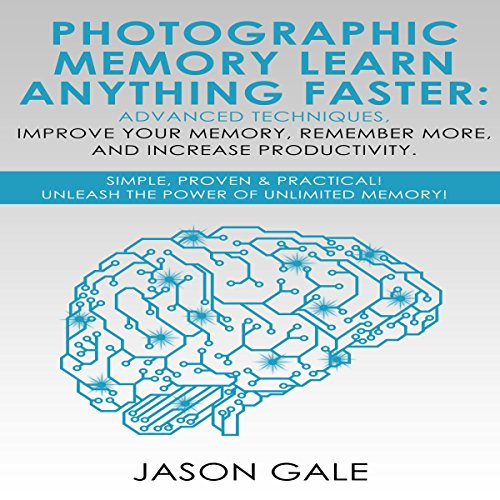 Photographic Memory audiobook cover art