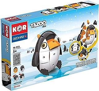 Geomag 603 - KOR Tazoo Jelo, konstrukcje magnetyczne i gry edukacyjne, 70-częściowy