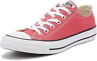 Converse Chuck Taylor All Star Womens Strawberry Red Ox Trainers