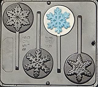 Best snowflake lollipop candy molds Reviews