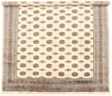 Nain Trading Pakistan Buchara 2ply 425x306 Orientteppich Teppich Beige/Dunkelbraun Handgeknüpft Pakistan
