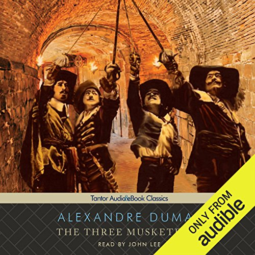 The Three Musketeers Titelbild