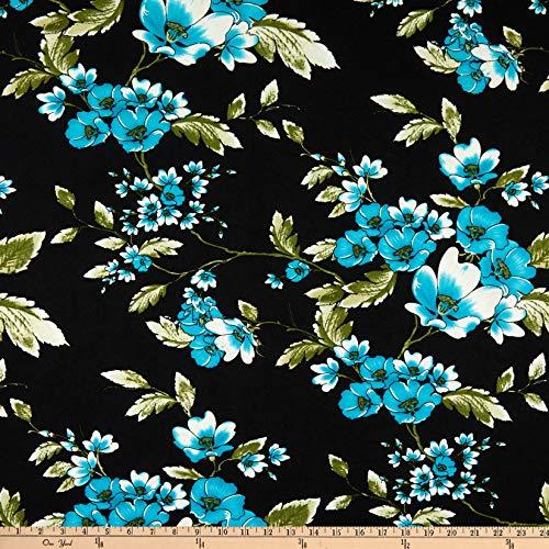 puff turquesa de la marca Mook Fabrics USA LP