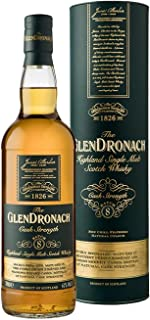 The GlenDronach Cask Strength Batch 08 Whisky 1 x 0.7 l