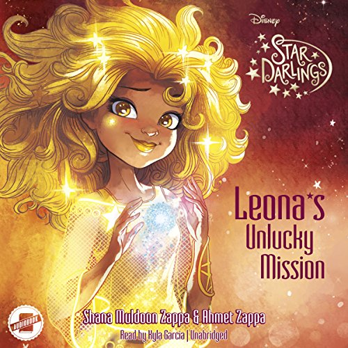 Leona's Unlucky Mission audiobook cover art