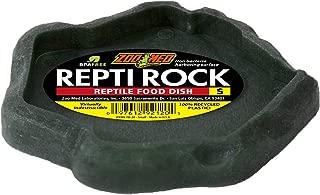 Zoo Med Laboratories SZMFD20 Repti-Rock Food Dish, Small