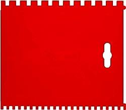 Connex cox883270 – tandplamuurmes kunststof, rood