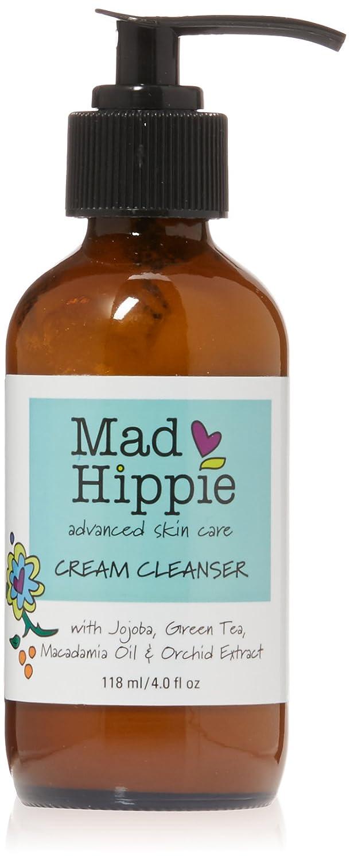 Cash special price Mad shopping Hippie Advanced Skin Care Cream Cleanser fl. oz. 4 fl.oz.