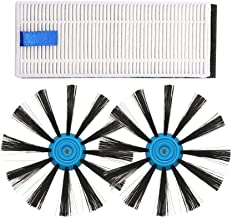 Dolloress Filters Side Brush Replacement Compatible with Bissell EV675 Vacuum Cleaner Accessory Part