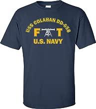USS COLAHAN DD-658 Rate FT Fire Control Technician