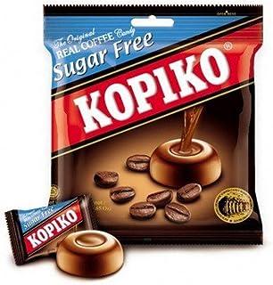 Kopiko Real Coffee Candy Sugar Free 25 Tablets X 3 Grams