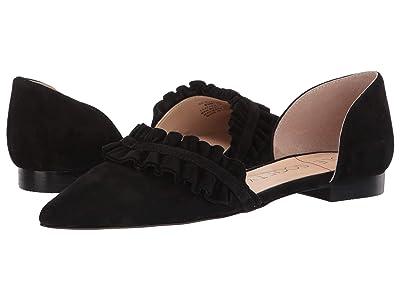 SOLE / SOCIETY Rosalind (Black Suede) Women