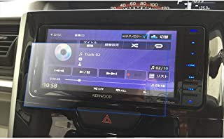 「2枚入り」7インチフィルム ケンウッド 彩速ナビ MDV-L504W / MDV-M906HD 用 カーナビフィルム 液晶画面フィルム 保護シート 傷防止 汚れ防止