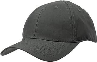 Tactical Men's Taclite Polyester Cotton Buckram Lined Uniform Cap, TDU Khaki, Style 89381