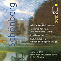 Schoenberg: Orchestral Works by Manuela Uhl (2010-01-26)