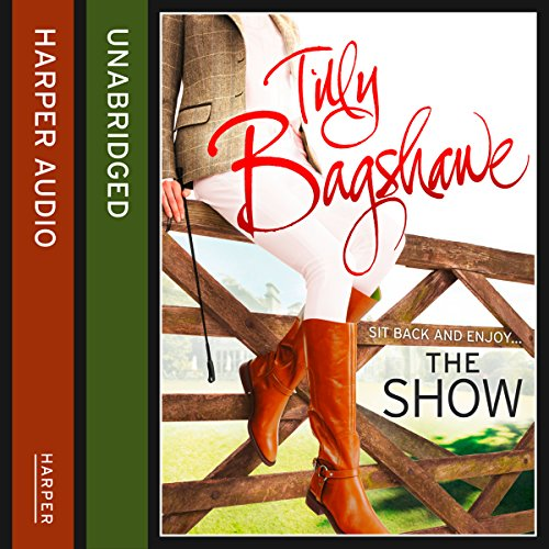 The Show audiobook cover art