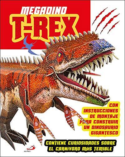 Megadino T-Rex (Aprender, jugar y descubrir)