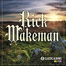 Rick Wakeman - 5 Classic Albums