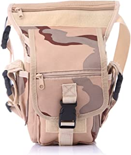 Military Tactical Drop Leg Bag Tool Fanny Thigh Pack Leg Rig Utility Pouch military leisure tactical package