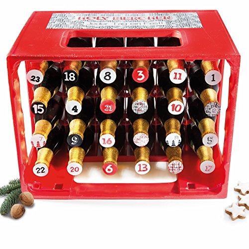 Stickers Calendrier Bière - Cadeau Maestro