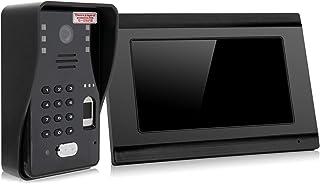 Monitoreo, intercomunicador con visión nocturna, interfono con cámara R ‑ CUT para IOS/para sistema(European regulations)