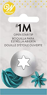Wilton Icing Open Star Tip #1M (Pack of 2)