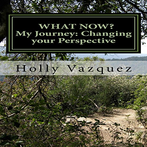 What Now? My Journey: Changing Your Perspective cover art