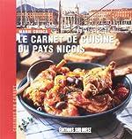 CARNET DE CUISINE DU PAYS NICOIS de Marie Chioca