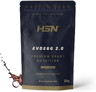 comprar comparacion Proteína de Huevo de HSN Evoegg 2.0 | 100% Albúmina de Huevo en Polvo | Egg Protein | Para personas intolerantes a la lact...