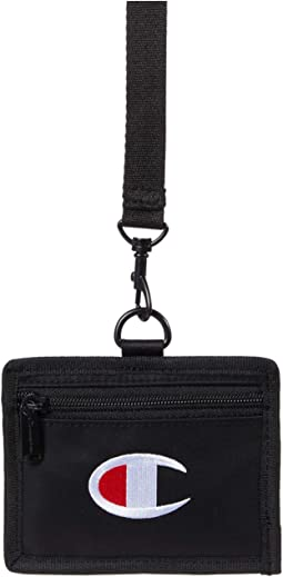 Stacked Lanyard Pouch