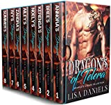 Dragons of Telera Complete 8 Book Collection (English Edition)