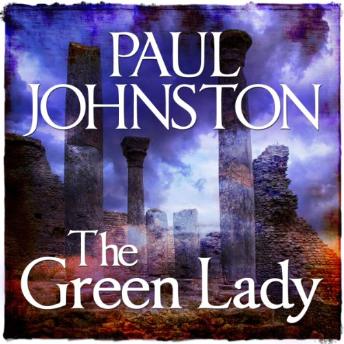 The Green Lady audiobook cover art
