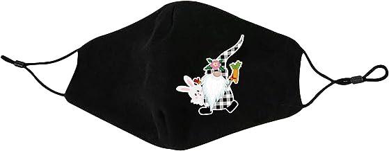 TEGT 1 stuks gezichtsloze pop, herhaalbare mondbescherming voor volwassenen, gezichtsbescherming, neusbescherming, zijde, ...
