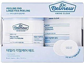 The Face Shop Dr.Belmeur Amino Clear Peeling Pad, Sensitive,