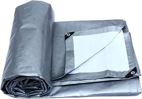 BacheTissu de pluie écran solaire épaississant pare-soleil auvent isolation bache rembourrée bache imperméable bache robuste bache tente de camping en plein air BacheTissu de pluie ( Taille   10×6m )