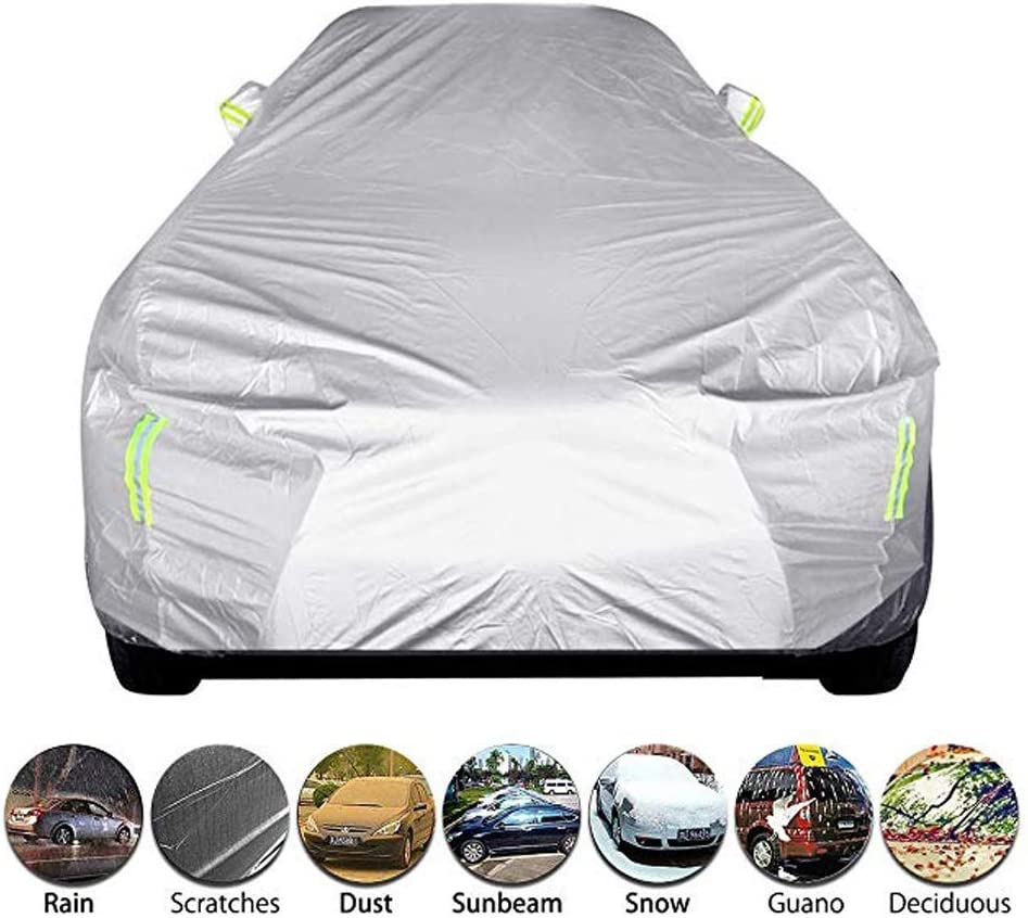 Car Cover Compatible with Audi High material Q2 Ranking TOP3 Full Exterior Special Br