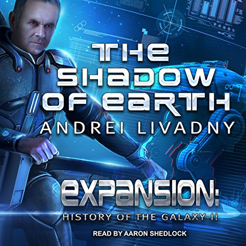 The Shadow of Earth audiobook cover art