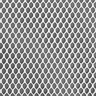 Best black cotton mesh fabric Reviews