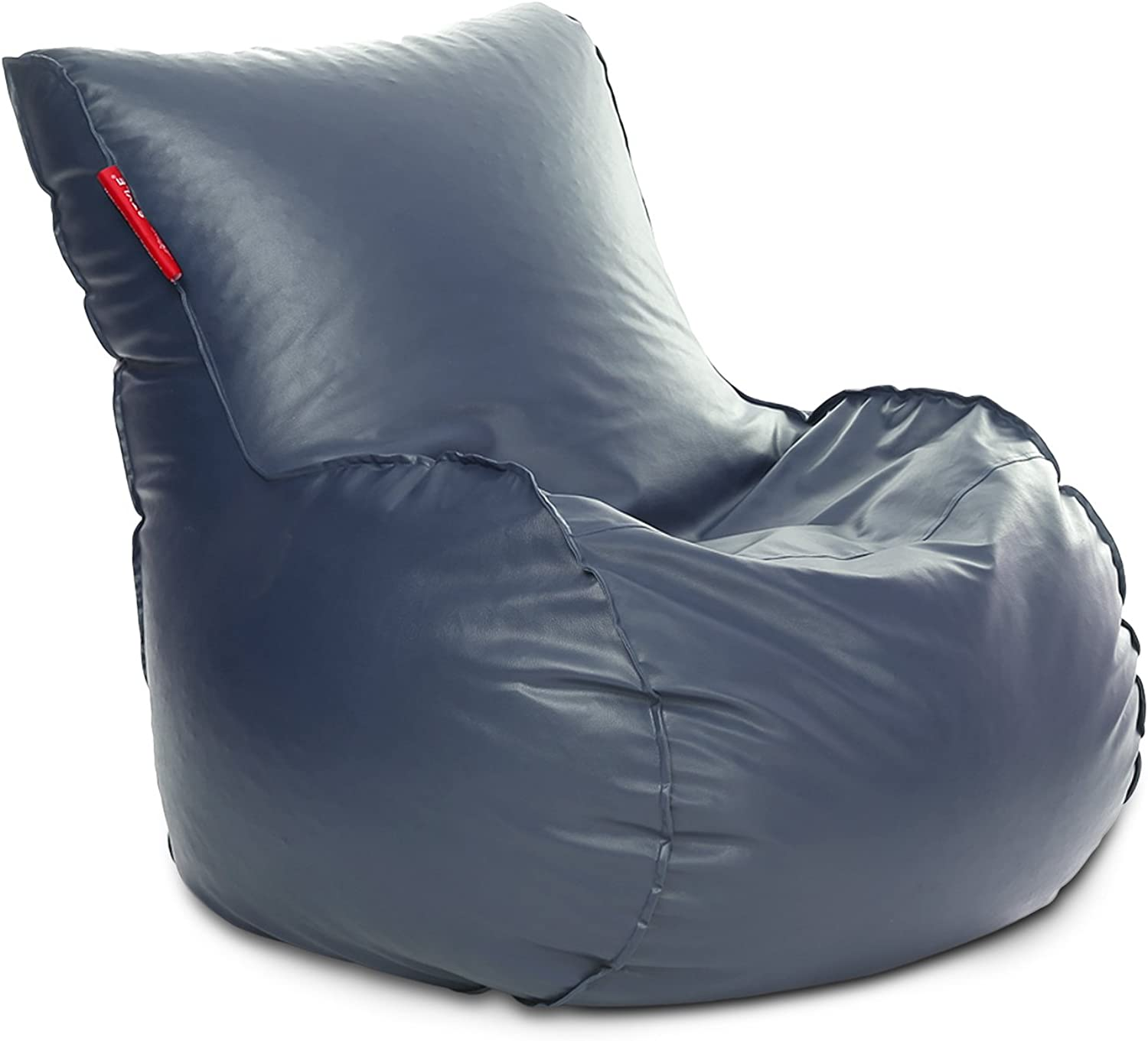 Style Homez Mambo Bean Bag XXXL Size Grey Cover Only