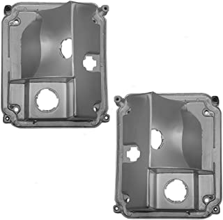 Driver and Passenger Taillight Housings Replacement for Chevrolet GMC Pickup Truck SUV 5965771 5965772 AutoAndArt