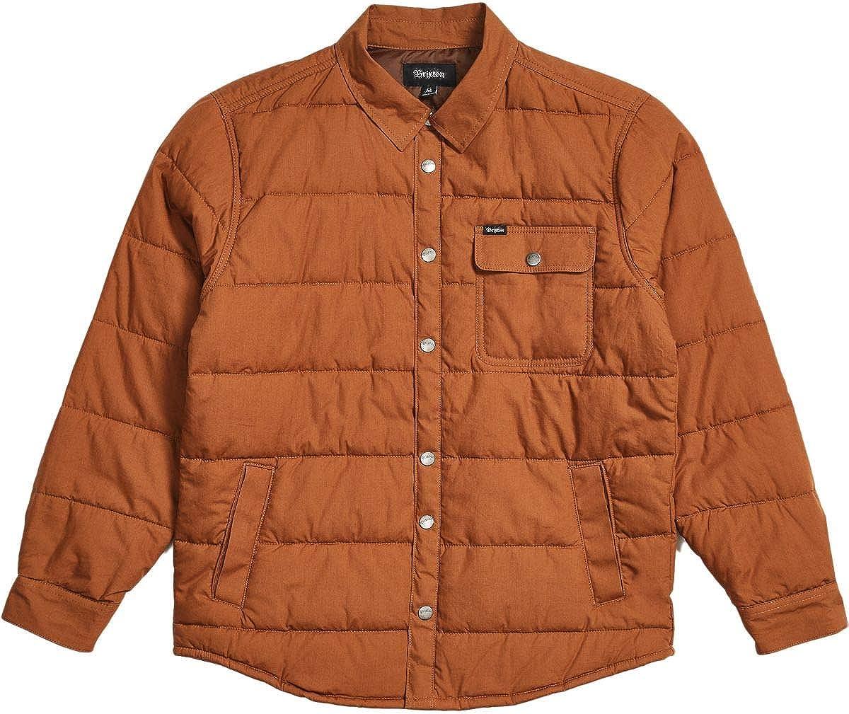 Brixton Men's Cass Standard Fit Jacket