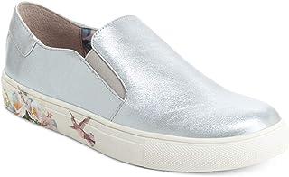 Nanette Lepore Womens Winnie Fabric Low Top Slip On Fashion Sneakers US