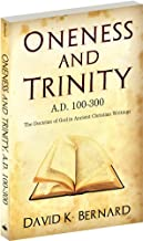 Oneness and Trinity