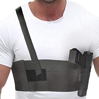 NORTH BAY Concealment Shoulder Holster, Chest Holsters for Pistols Right Hand Draw