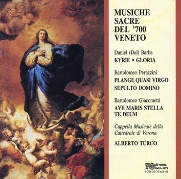 Musiche Sacre del '700 Veneto