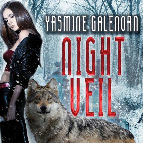 Night Veil audiobook cover art