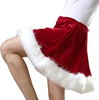 mrs claus skirt