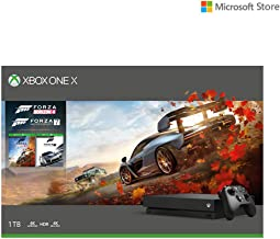 Microsoft 1TB Xbox One X Console (Free Games: Forza Horizon 4 and Forza Motorsport 7 Bundle)